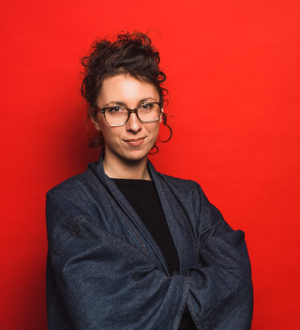 Giulia Peresso, Strategist & Copywriter Luther Dsgn