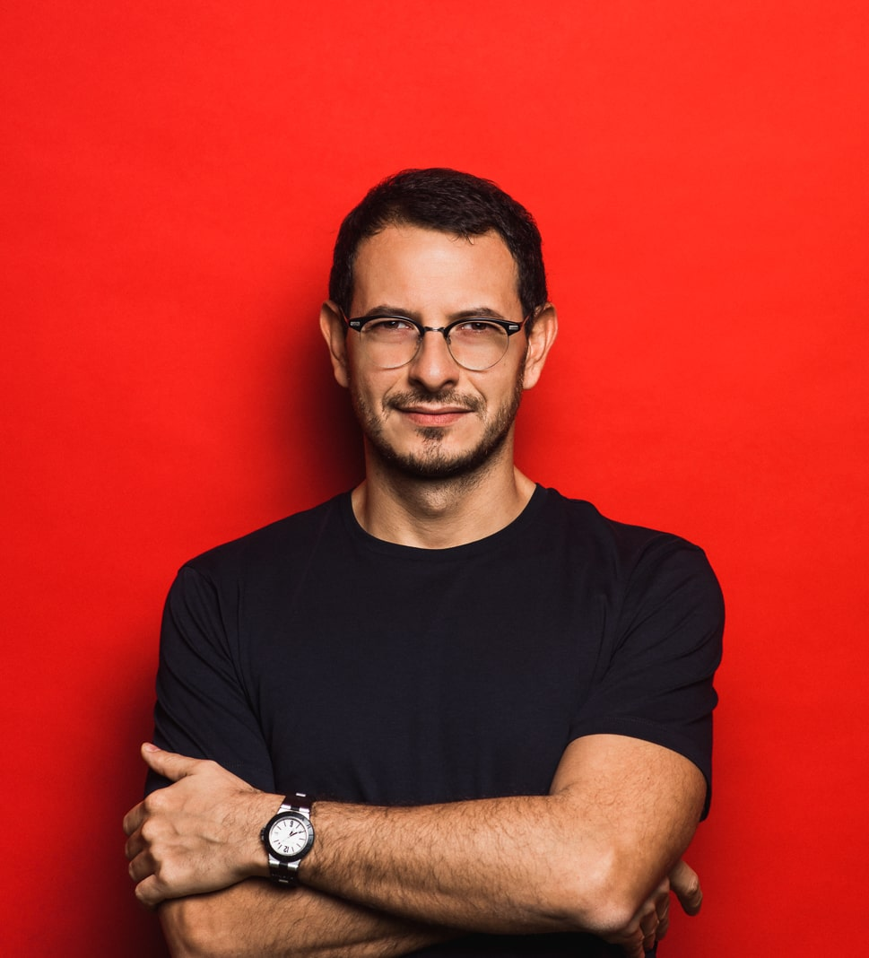 Marco Venuti, CEO / Co-Founder Luther Dsgn