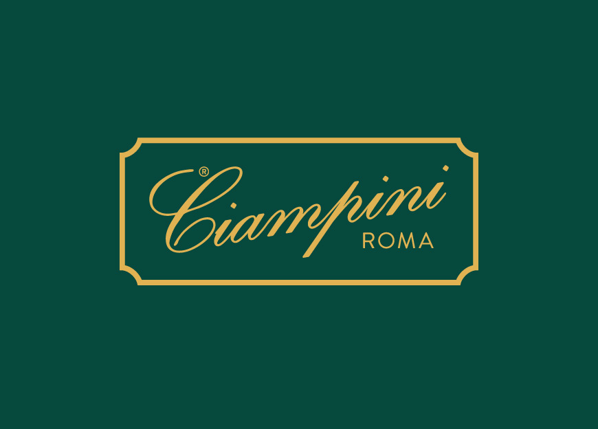 Restaurant rebranding & marketing activities for Ciampini - Luther Dsgn
