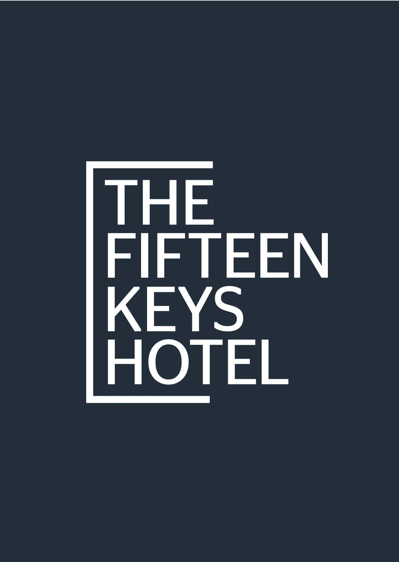 Hospitality marketing and website The Fifteen Keys – Luther Dsgn