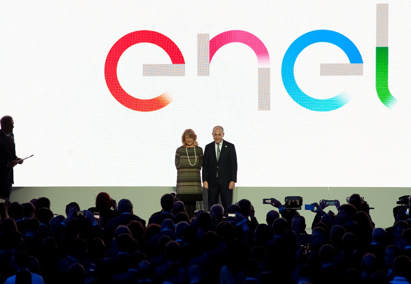 International event management for Enel Open Power Madrid –Luther Dsgn agency