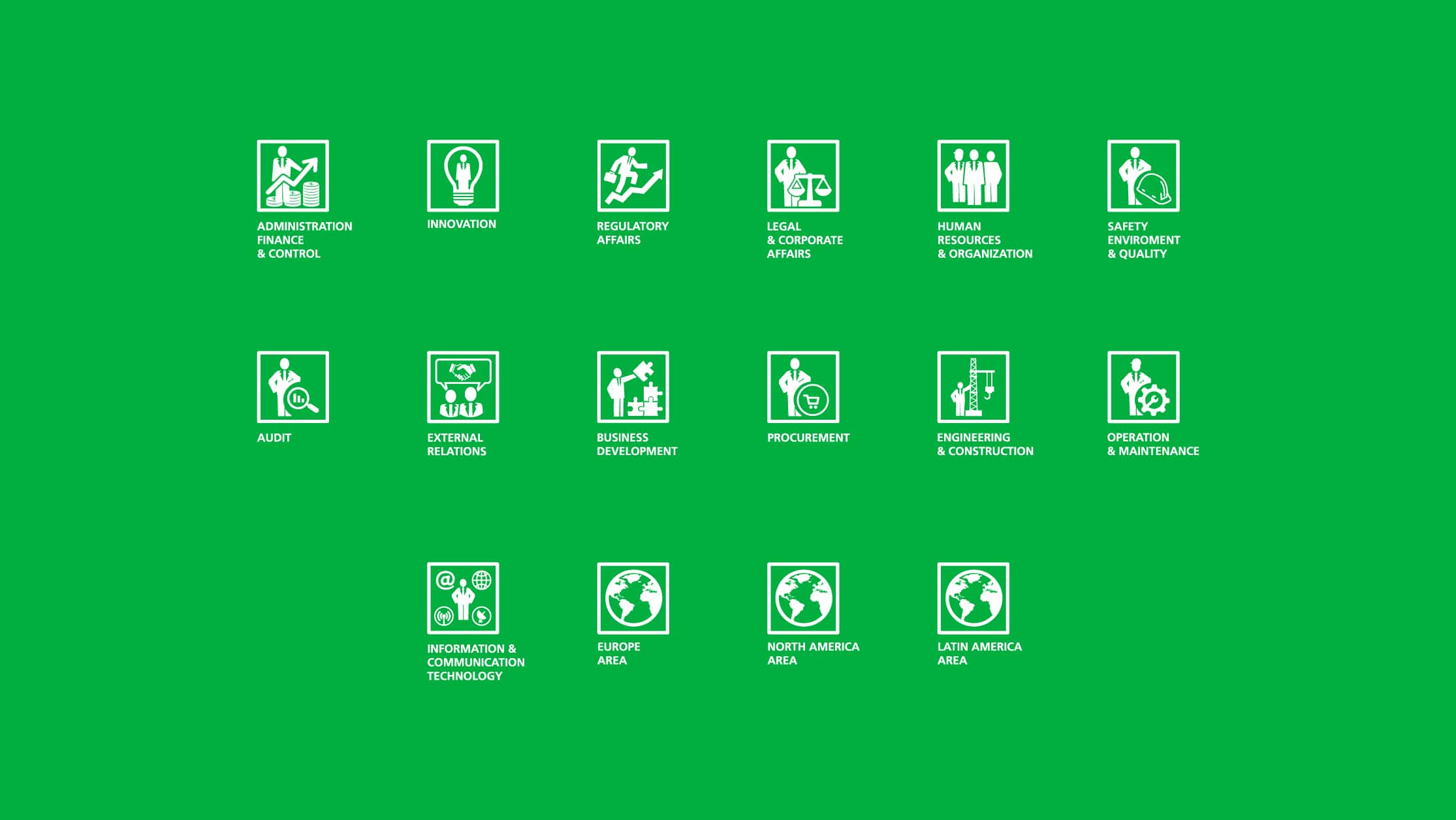 Operating instructions and brand guidelines for Enel Green Power –Luther Dsgn agency