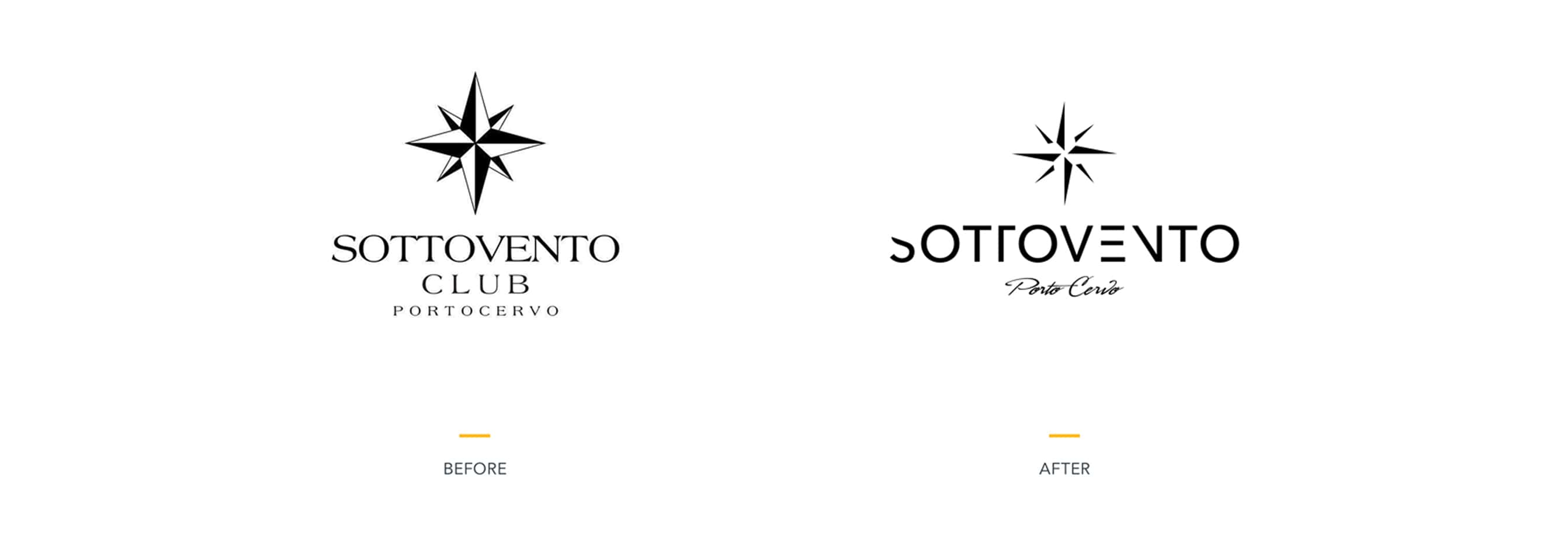 Brand repositioning and strategy for Sottovento Club – Event design agency Luther Dsgn