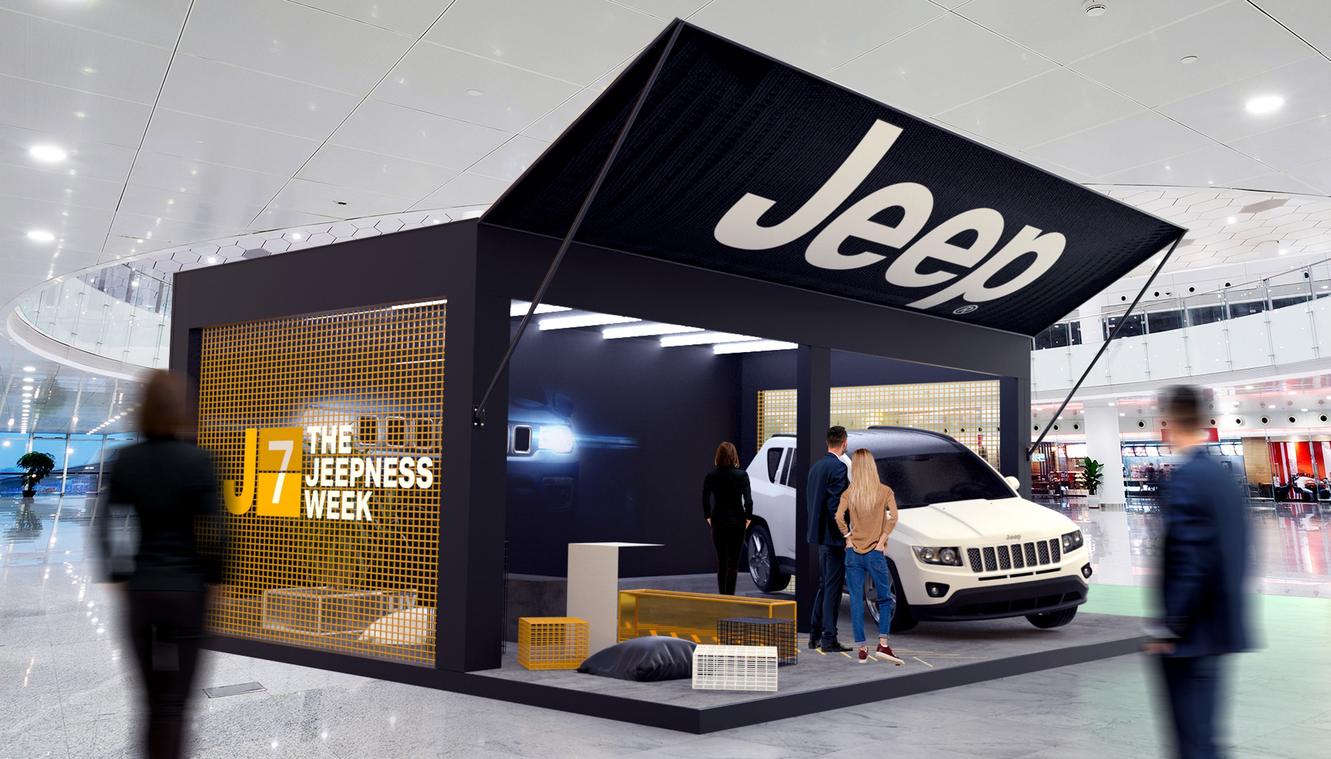 Luther Dsgn automotive marketing agency for Jeep