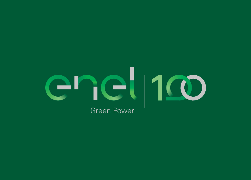 Corporate event planner for 10-year Enel Green Power - Luther Dsgn