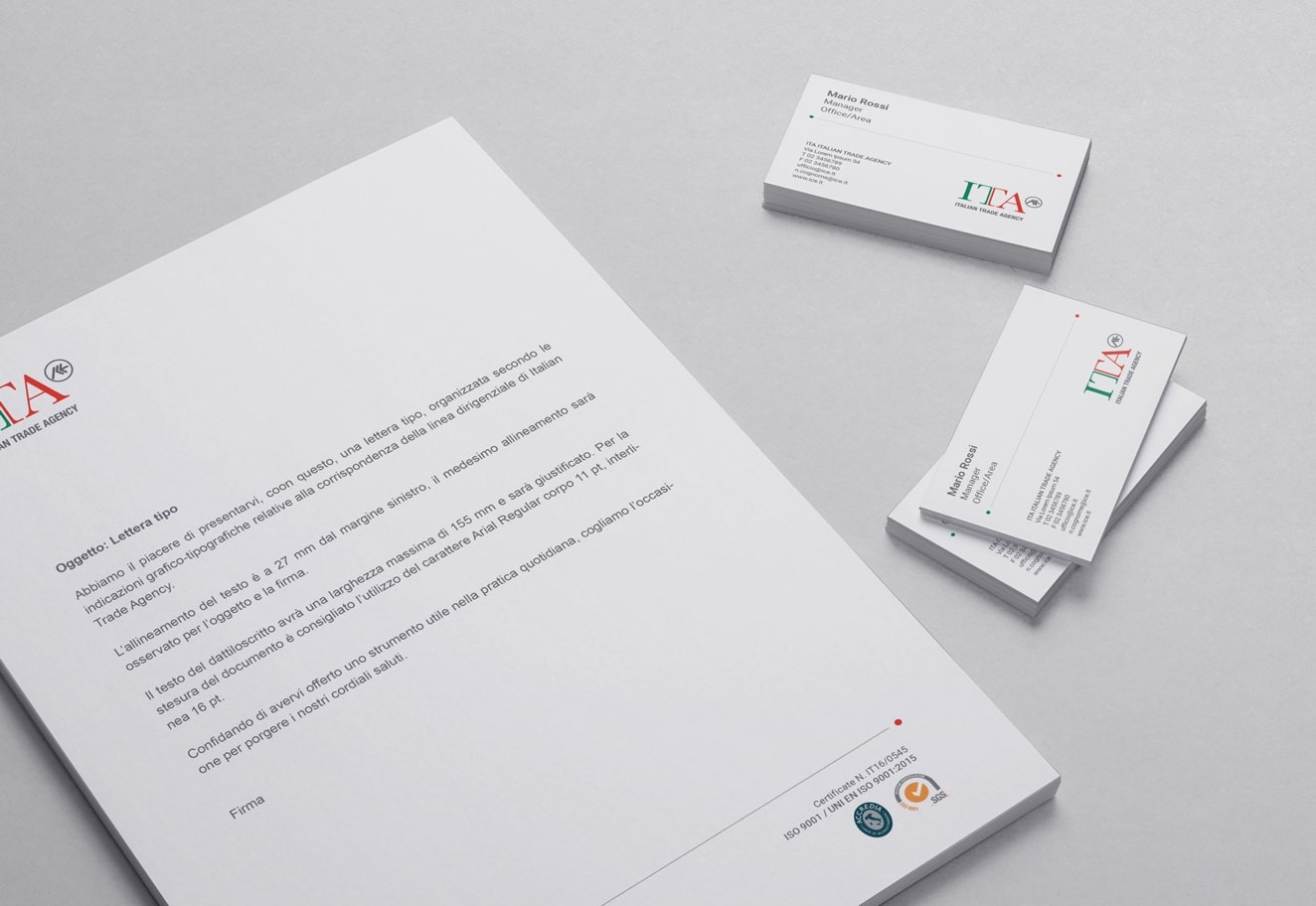 Branbook Restyling for a new corporate brand image - Luther Dsgn