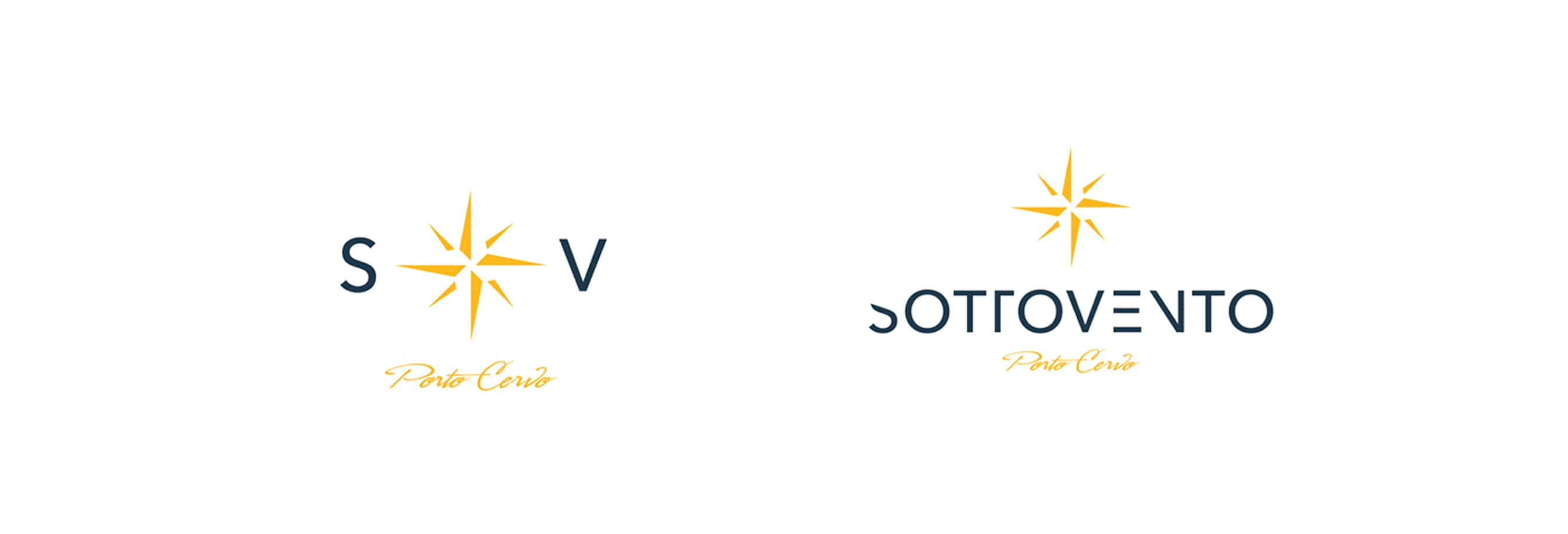 Event design and branding activities for Sottovento's event in Porto Cervo - Luther Dsgn agency