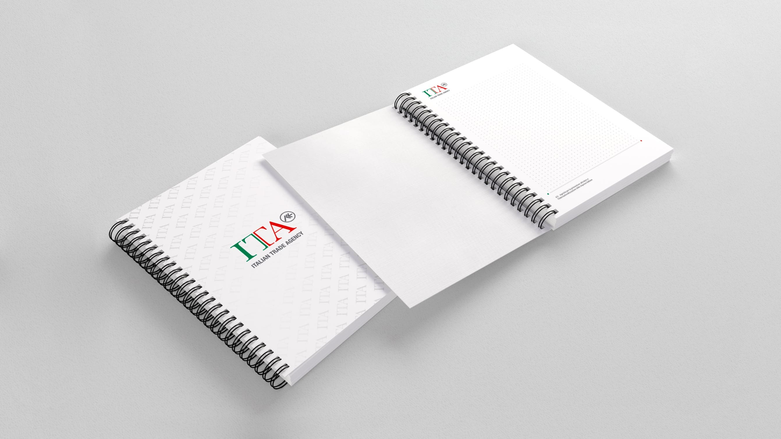Luther Dsgn Corporate branding agency for ICE