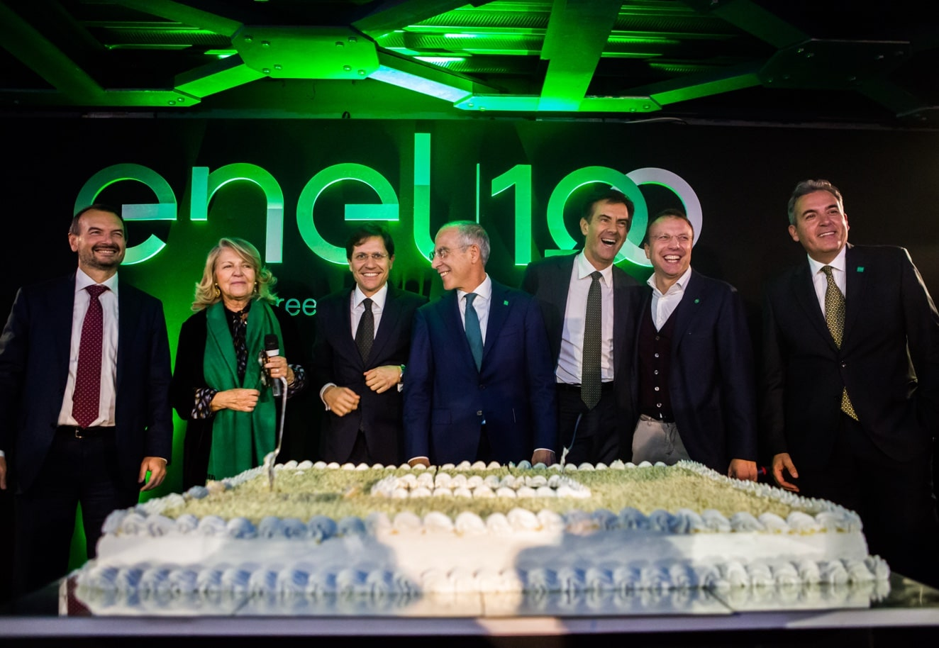Corporate event management for Enel Green Power business anniversary