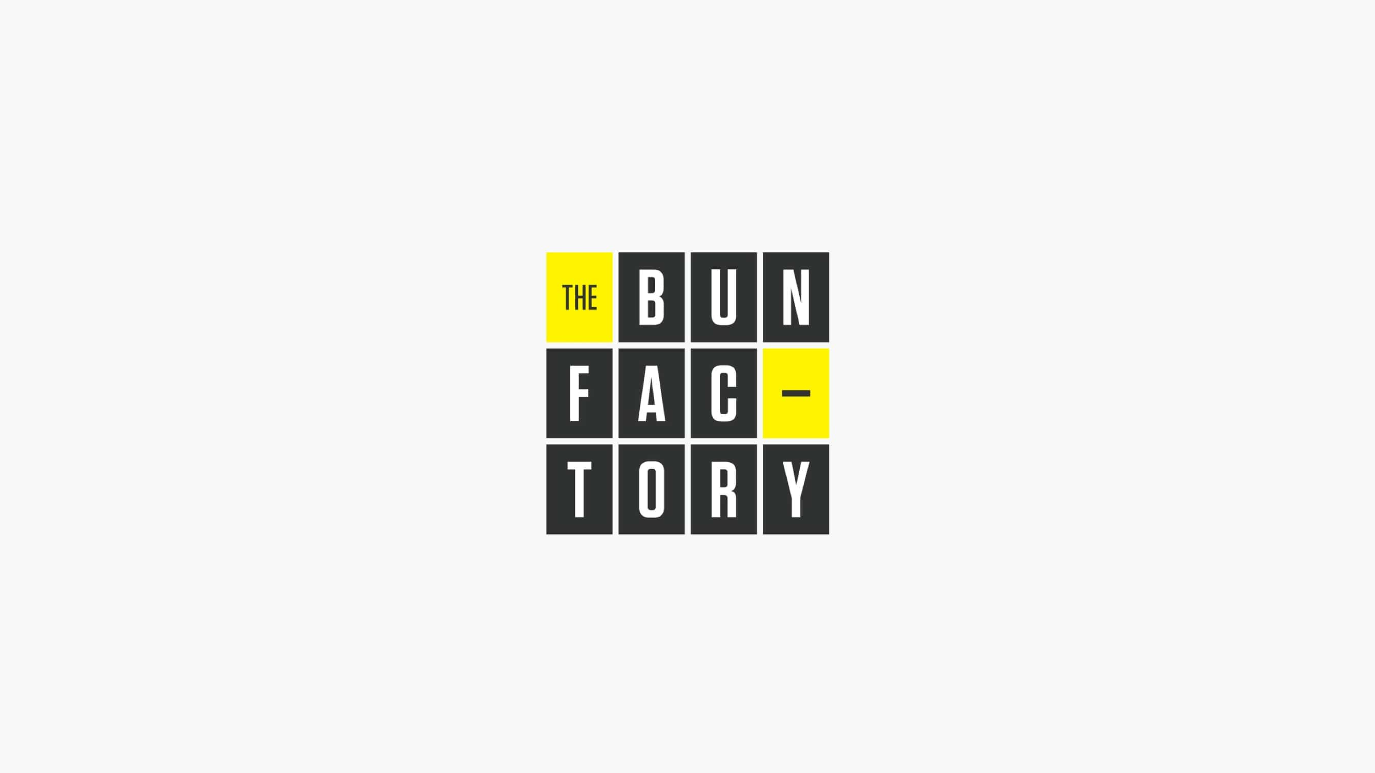 Food marketing & branding for The Bun Factory restaurant - Luther Dsgn agency