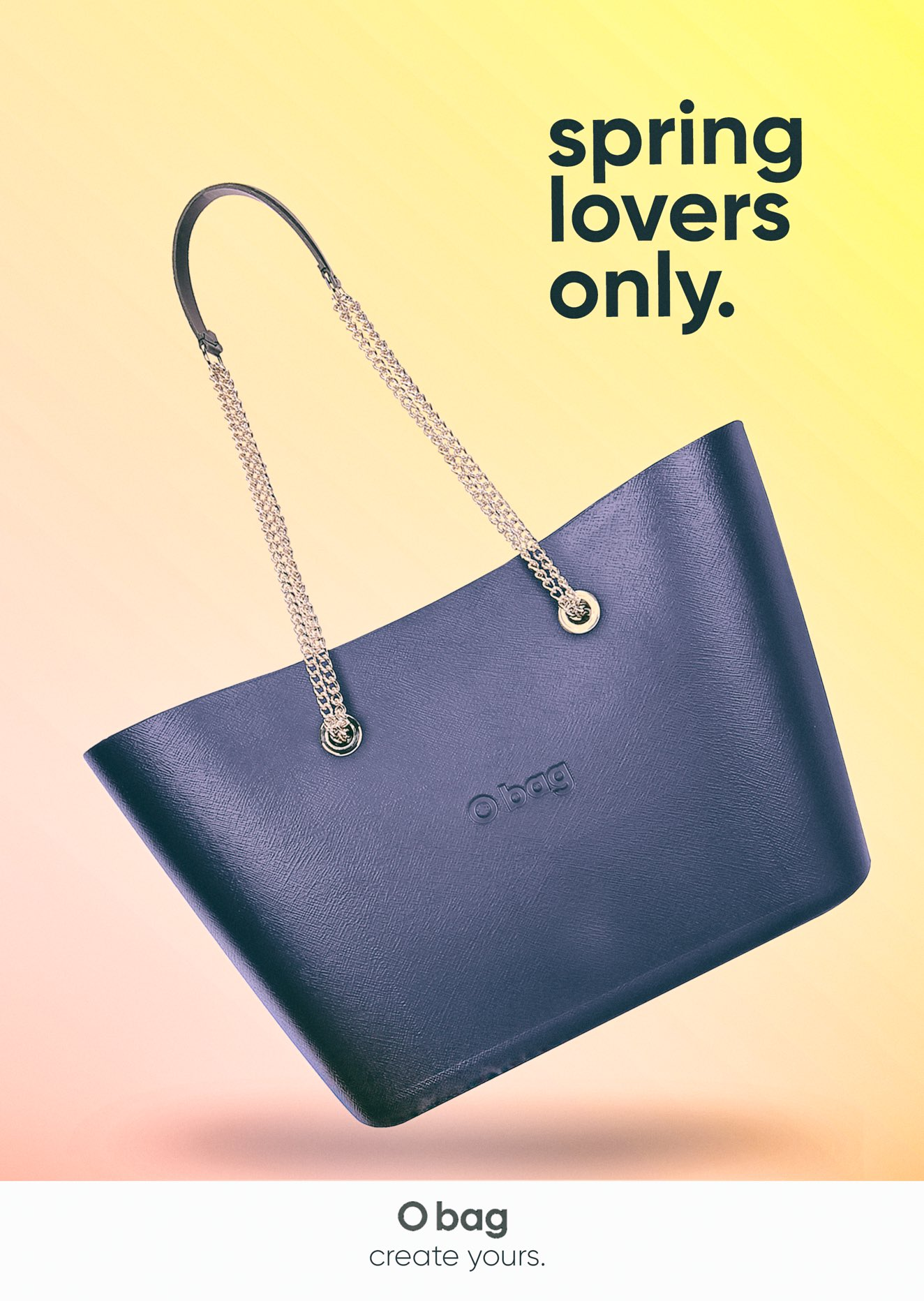 Brand marketing campaign for O Bag – Luther Dsgn company