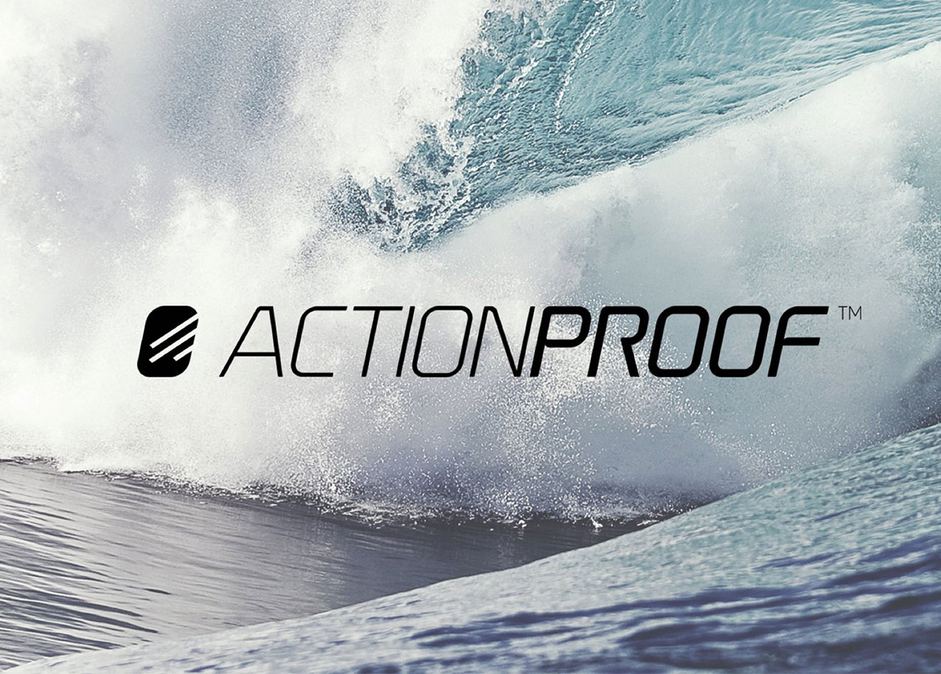Digital storytelling and branding activities for Actionproof - Luther Dsgn branding agency