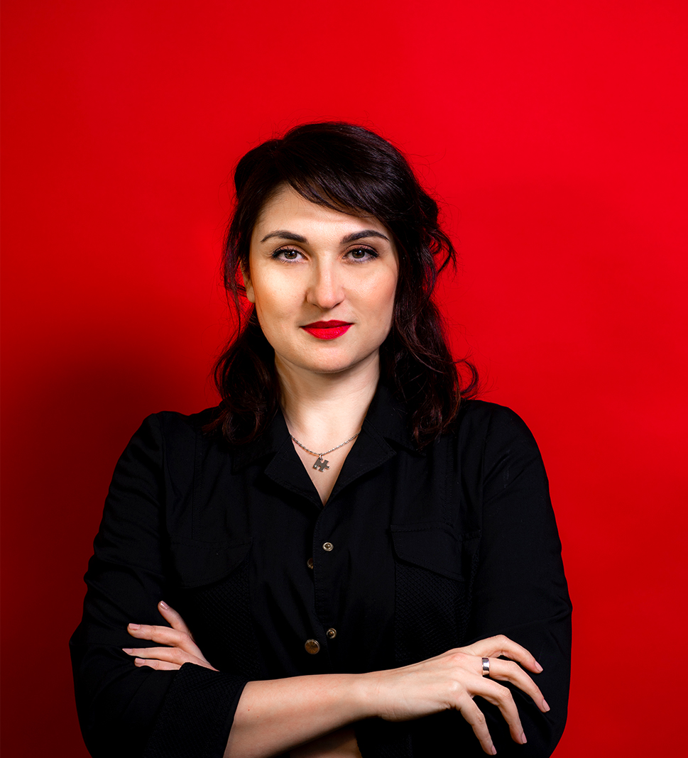 Maria Giulia Marletta, Strategist & Copywriter Luther Dsgn